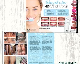 Personalized Nu Skin DIGITAL Postcards, Digital, Postcard, Nu Skin Marketing, Nu Skin Products, Nu Skin Distributor