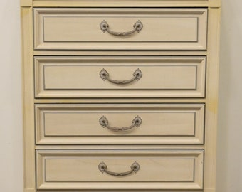 """DIXIE FURNITURE French Regency Style 34"""" Chest 340-7"""