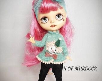 Cute Clown Sweater