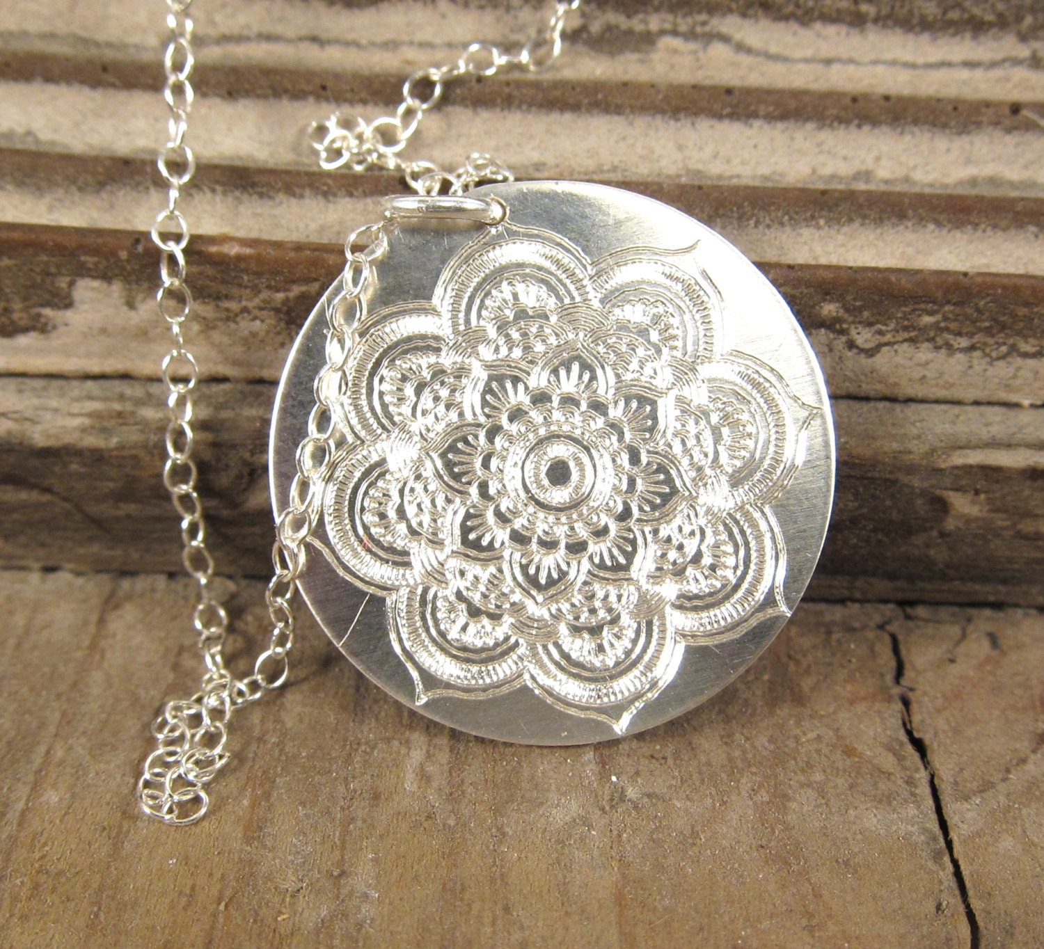 transcendent mandala necklace jewelry products satya duo