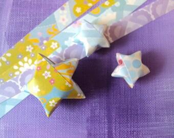 Chin Up Origami Wishing Stars
