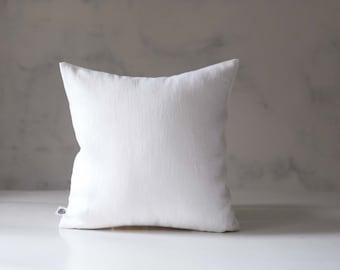 White Throw Pillows   White ...