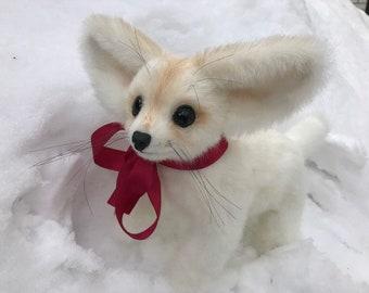 Lucky - fox fennel