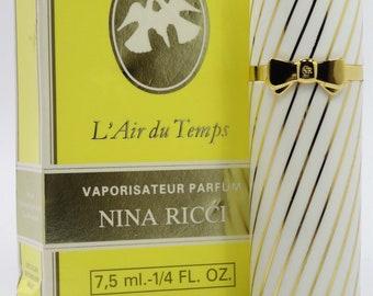 L'Air du Temps (1983) by Nina Ricci, Parfum in Coufret
