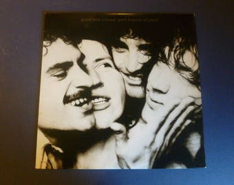 Grand Funk Railroad Good Singin' Good Playin' Vinyl Record LP MCA-2216 Produced By Frank Zappa MCA Records 1976