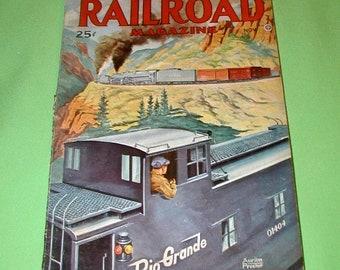 Railroad Magazine November 1946