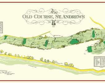 The Old Course St. Andrews