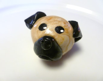 Mini Marble Friend Pug Chinese New Year of the Dog