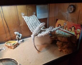 WIDE Swing Style: Reptile Hammock