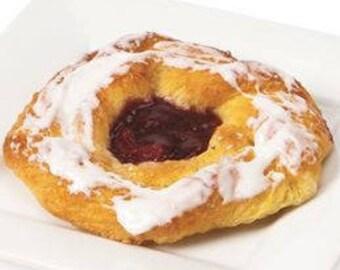 Fruit Filled Danish Pastry