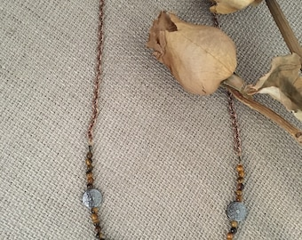 Simplicity sweetheart necklace