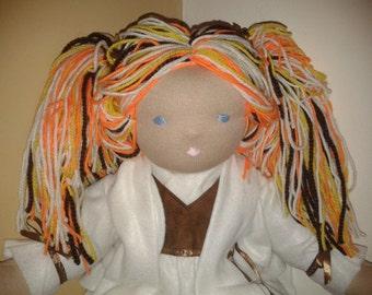Children's toys - Waldorf inspired doll size: 20inch/ 52cm