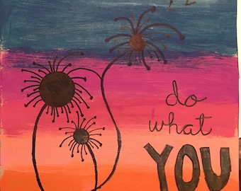Do What You Love Painting