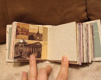 4x4 Junk Journal