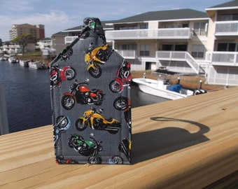 Motorcycles Luggage Tag