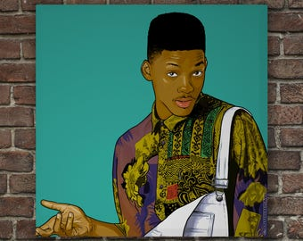 Will Smith is the prince of Bel Air