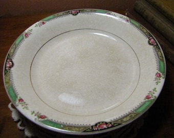 Vintage Homer Laughlin Serving or Soup Bowl