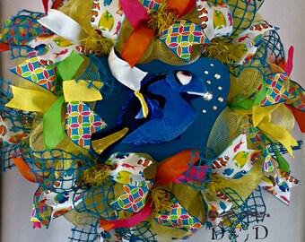 Disney's Finding Dory Wreath