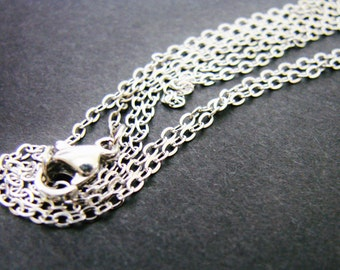 Upgrade stainless steel cable chain necklace