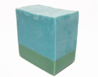 Just Around the Corner - Artisan Soap with Shea Butter and Cocoa Butter