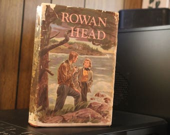 Rowan Head, by Elisabeth Ogilvie