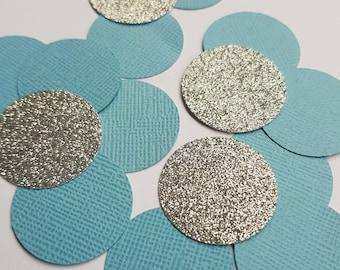 Blue Baby Shower Decoration, Baby Blue Confetti, Engagement Party Decorations, Blue Decoration, Wedding Decoration, Wedding Confetti
