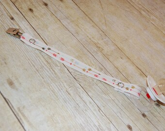 Pacifier Clip , Arrow 3, Personalization Available, Ready to Ship