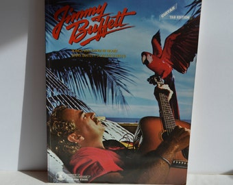 Jimmy Buffett Songs You Know By Heart Greatest Hits Guitar Sheet Music Book