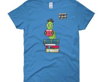Bookworm Get Lit Women's T-shirt