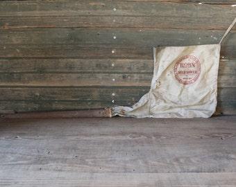 Horn canvas seed sower bag