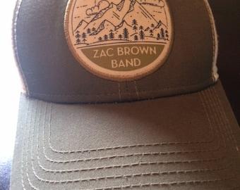 Zach Brown Band Trucker Hat!!!