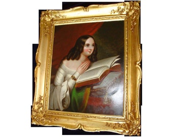 English School Painting Young Victoria