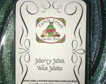 Merry Mint Breakaway Wax Melts