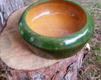 Solid Maple Bowl