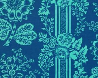 Happy Land in Candice Midnight designed by Jennifer Paganelli for Free Spirit Fabrics - 3.75 Yards - Great Price