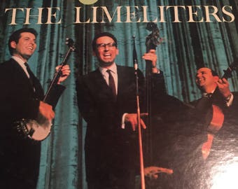Sing Out!- The Limeliters-1964- Vinyl Record Album