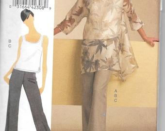 Vogue Woman 8504 New Uncut paper pattern