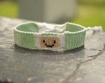 Finn The Human Adventure Time Bracelet