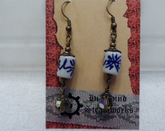 Paper Lantern Earrings