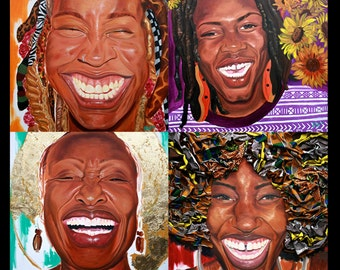 Full Bellied Laughter_Series