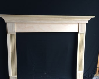 make teare an painting surround old ci mantel a door marble skills know susan how to tos using cover and fireplace frame diy