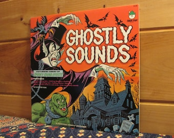 Ghostly Sounds - 33 1/3 Vinyl Record