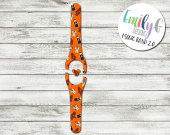 Space War Lego Inspired Disney Magic Band 1.0 or 2.0 Decal or Skin | MagicBand Decal | RTS Ready To Ship | Magic Band Wrap