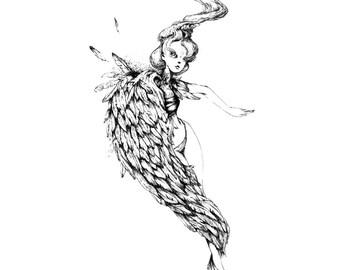 Fine Art Print: Metamorphosis