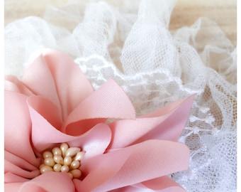 Bridal Veil // Vintage Wedding Hair Accessory