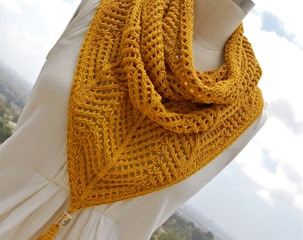 Cowgirl Cowl PDF Knitting Pattern Instant Download (ENGLISH ONLY)