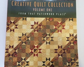 Creative Quilt Collection Volume One from That Patchwork Place