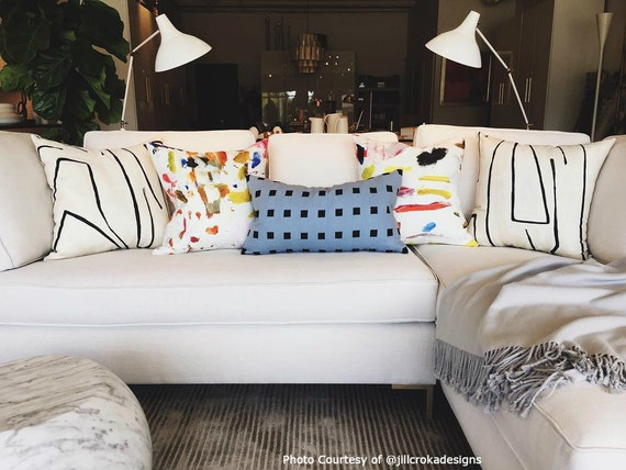 pillows pillow wearstler paradox in il cover kelly designer listing alabaster