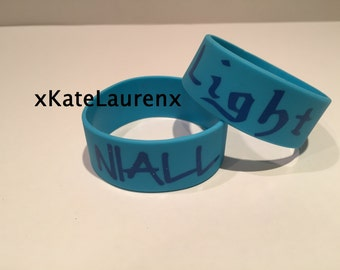 One Direction Steal My Girl (Niall Horan) (Light) Bracelet