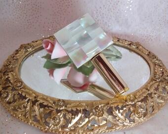 Mirrored Lipstick Holder